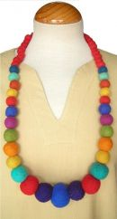 Rainbow Graduated Necklace
