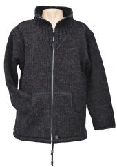 Fair trade, wool jackets. Fleece lined classic and contempary ...